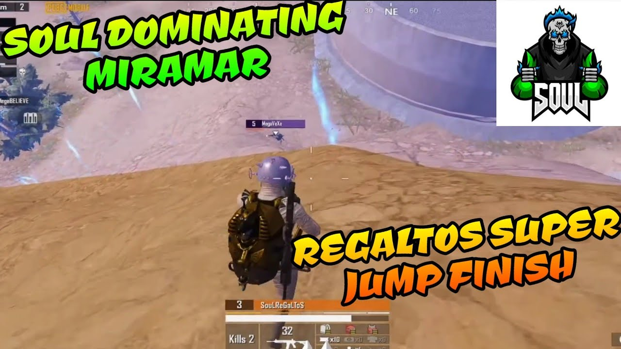 Soul Dominating Miramar, Regaltos Finishes Match In Style, Monster Cup 1.0 Pubg Mobile Highlights
