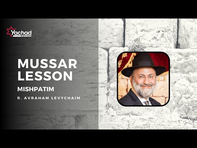 A Father Selling His Daughter? What the Torah is Really Saying... Short Mussar Lesson -  Mishpatim