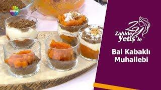 Bal Kabaklı Muhallebi Tarifi