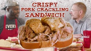 The Ultimate BBQ Pulled Pork Sandwich | BBQ&A | Southern Living