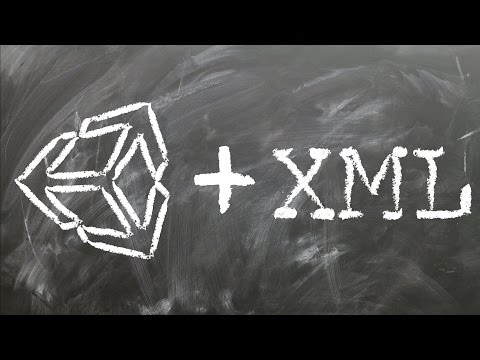 XML In Unity