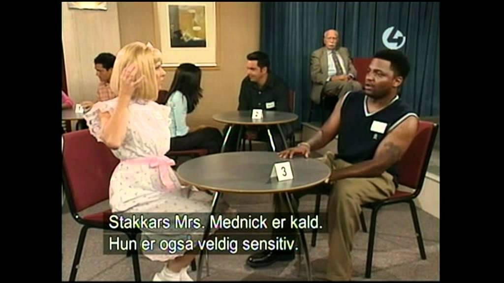 Mad tv trina speed dating