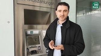 Mobile Auszahlung - Geld abheben mit dem Smartphone