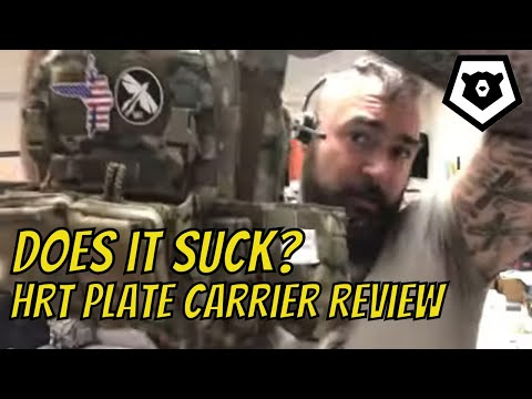 HRT Plate Carrier Review - Does It Suck?