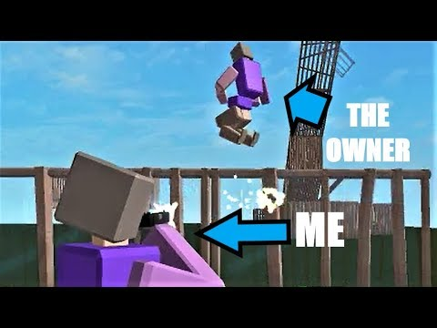 We Made The Owner Rage Quit! - ROBLOX Strucid - YouTube