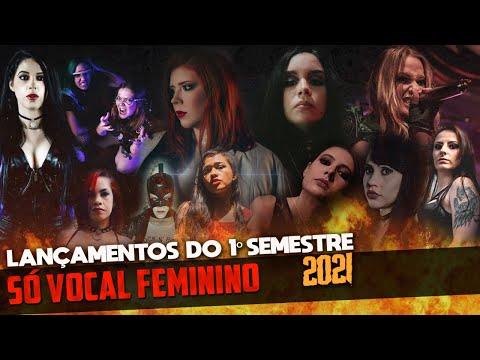 Mulheres no Vocal | Lançamentos do METAL NACIONAL - Vol. 4