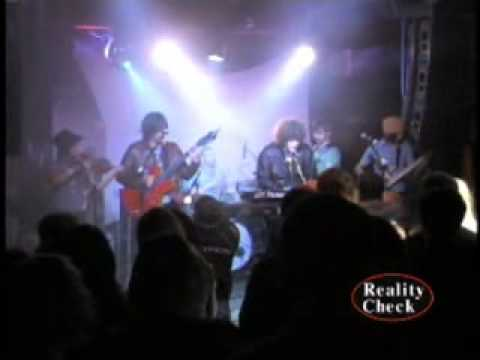 Dusty Rhodes and The River Band on Reality Check TV