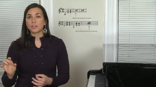 What Each Symbol in Sheet Music Means : Music Theory & More