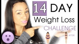 14 Day Weight Loss Challenge