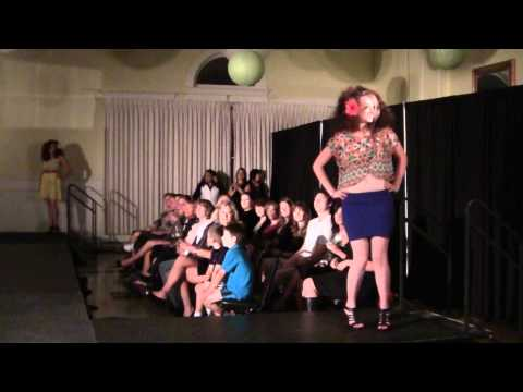 Fashion for a Future 2012 - Fashion show hosted by Tuana Hair Design.