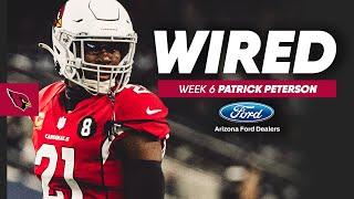 Patrick Peterson Mic'd Up in Big Win vs. Dallas   Arizona Cardinals