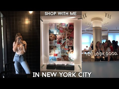 Go Shopping with me in New York!