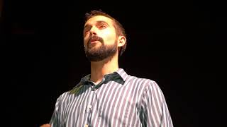 The Human Side of Development | James Harper | TEDxYorkSchool