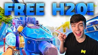 FREE LEGENDARY H2O Purifier + Manta Ray in COD Mobile!!