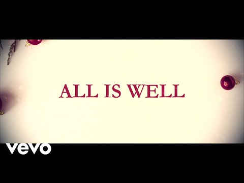 Jordan Smith - All Is Well (Lyric Video) ft. Michael W. Smith