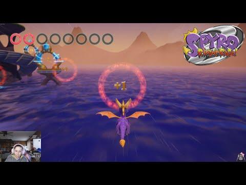 Ocean Speedway (Spyro: Ripto's Rage #8)