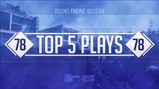 FaZe Rain - Top 5 Plays - Week 78 Powered by @ScufGaming