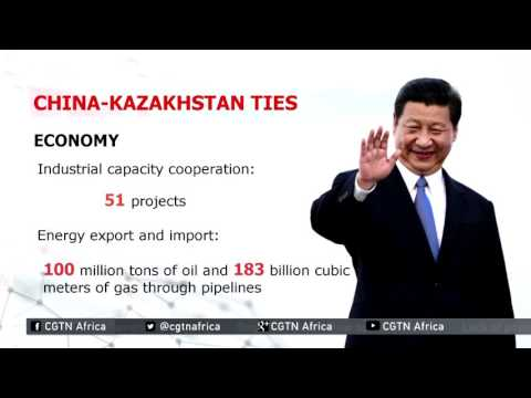 China-Kazakhstan Ties: President Xi Jinping publishes article in Kazakh media
