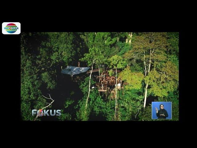 Mengintip Jembatan Terpanjang se Indonesia di Sukabumi - Fokus