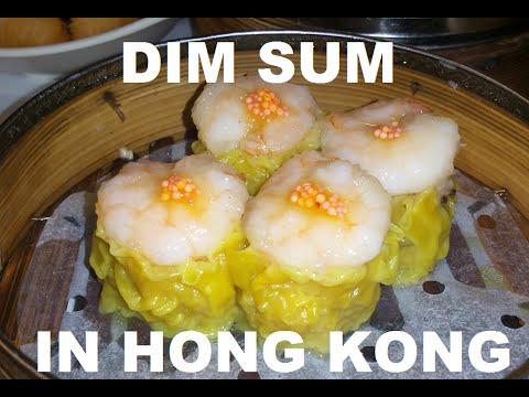 Dim Sum In Kowloon Hong Kong 2016