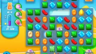 Candy Crush Soda Saga Level 1378 - NO BOOSTERS