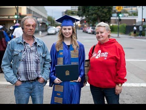 Merritt College Graduation 2018