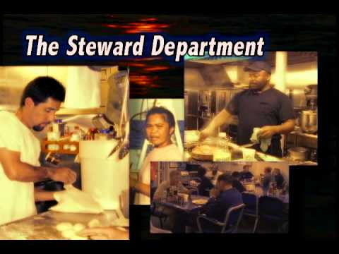 Wage Mariners: The Backbone of the NOAA Fleet:  Steward Department Version