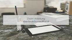 Zoom-Anleitung: So kann Zoom auch dein Business verändern