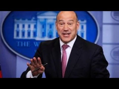Why did Gary Cohn resign?