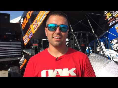 David Gravel - Join us for the Knoxville Nationals
