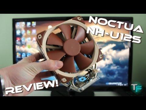 Noctua NH U12s CPU Cooler - Review