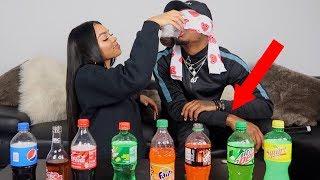 Soda Taste Test Challenge! (BLIND)