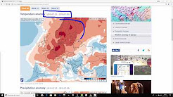 EC 30 Day Weather Forecast For UK & Europe: 23rd July To 19th August 2018