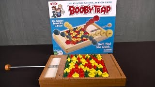 Booby Trap Game from Ideal