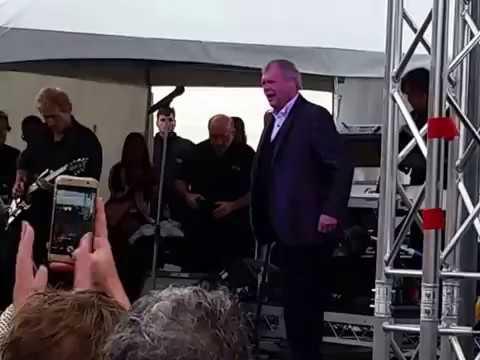 John Farnham Live Rottnest  2017 Reasons & Hearts on Fire (WA)