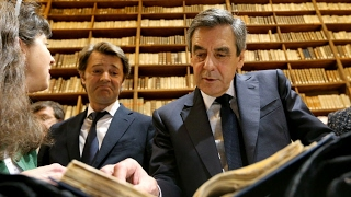 France Presidential Race  'Determined' Fillon strikes back with a letter to the French