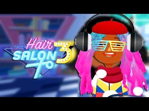 Toca Hair Salon 3 | Салон Красоты TOCA 3 | Toca Boca | Мультик (ИГРА). Childrens cartoon