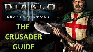 Diablo III RoS - Best Crusader Guide 850k DPS 14.5 Million Toughness