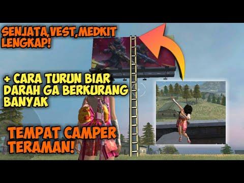 AUTO MASTER!! CARA NAIK KE PAPAN SPANDUK FREE FIRE DI PEAK - GARENA FREE FIRE INDONESIA - 동영상