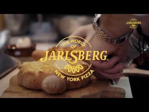 The world of Jarlsberg® - Sånn lager du Cheeseboat med Jarlsberg®