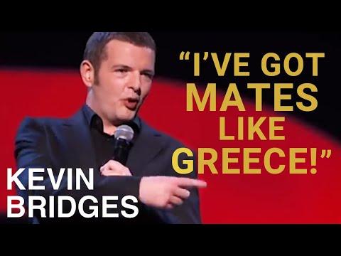 Kevin Bridges On Britain's Deficit | Kevin Bridges: The Whole Different Story
