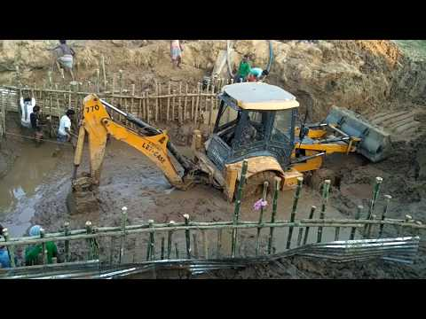 Excavation in Quick Sand Conditions or Sand Boiling  Constructing Foundation