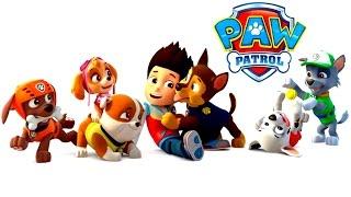 Щенячий патруль на русском игра как мультфильмы для детей | Paw Patrol Rescue