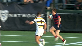 Recap: No. 1 California rugby falls in final minutes to No. 3 St. Mary's