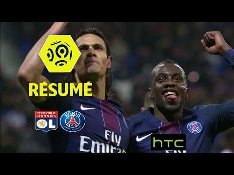 Olympique Lyonnais - Paris Saint-Germain (1-2)  - Résumé - (OL - PARIS) / 2016-17