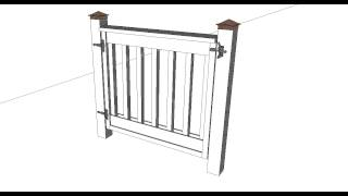 Vcc Designs-chris' Garden Gate