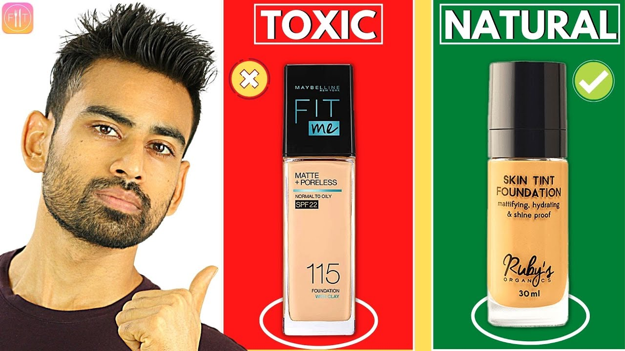 7 Amazing Makeup Products in India that are Actually Natural