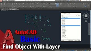 How To Find Out The Number Of Objects With Layers