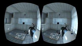 'Portal' Oculus Rift DK1 Native Support [Official] (Discontinued)