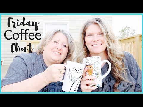 FRIDAY COFFEE CHAT WITH NETT AND TINA